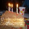 "Торт "" Медовик"""