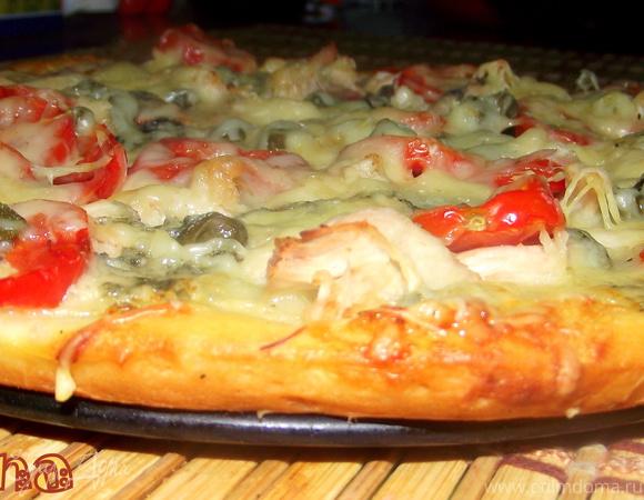 """Пицца """"Итальянское наслаждение"""""""