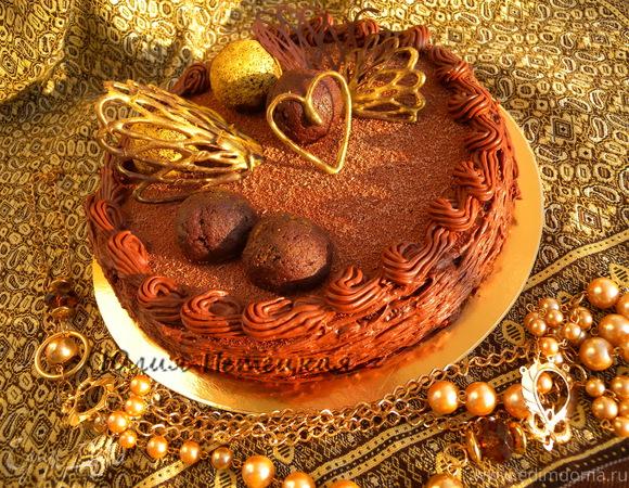 """Торт """"Золотой Шоколад"""""""