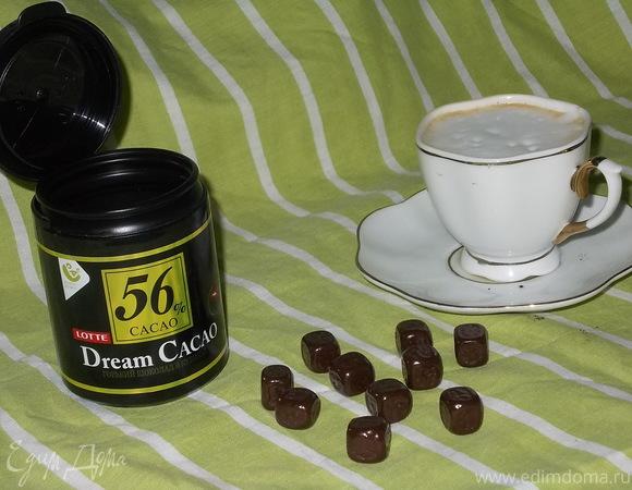 Кофе с молочной пенкой