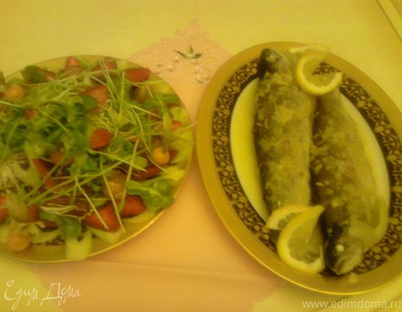 Легкий и быстрый ужин