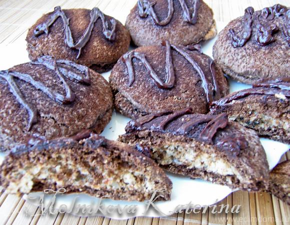 Шоколадно-овсяные талеры