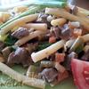 Мини-маккерончини с аппетитным рагу