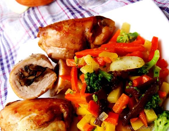 цеппелины в духовке рецепт с фото пошагово