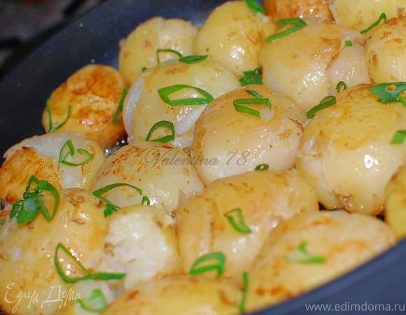 """""""Тающий"""" картофель"""
