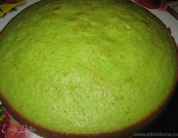 Мятный пирог с шоколадом (Torta menta e cioccolato)