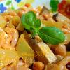 Швабская домашняя лапша - томатные шпетцле