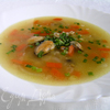Гороховый суп с мидиями