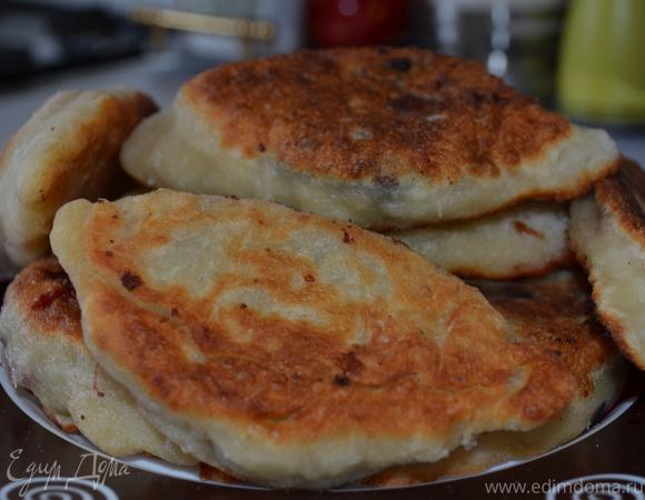 Дрожжевое картофельное тесто видео рецепт