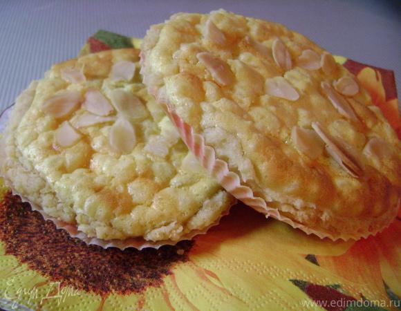 Рисовые тартинки с ягодами