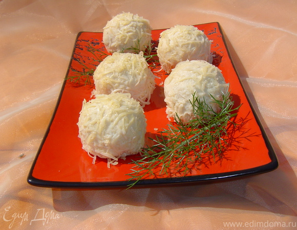 салат рафаэлло рецепт с курицей