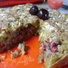 Фруктово-ягодный пирог с хрустящей корочкой