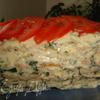 Тортик из кабачков со сливочно-сырным кремом