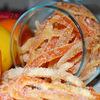 Цукаты из апельсиновых корочек