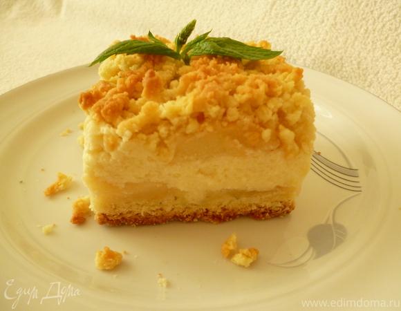 Очень вкусный нежный пирог с яблоками 3
