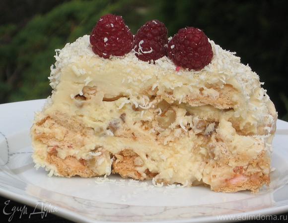 """Меренговый тортик """"Для двоих"""""""