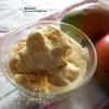 Манговое мороженое с маскарпоне