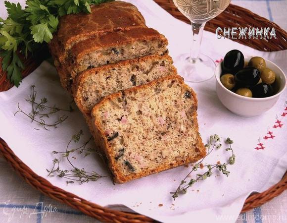 Праздничный итальянский хлеб