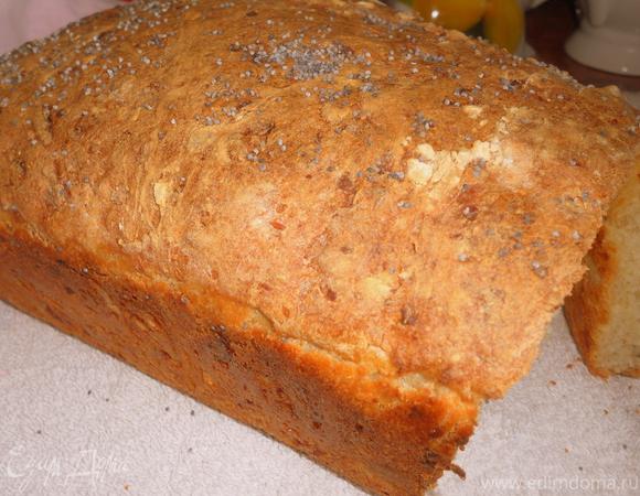картофельно-овсяной хлеб