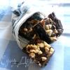 Брауни с шоколадными каплями и маршмеллоу