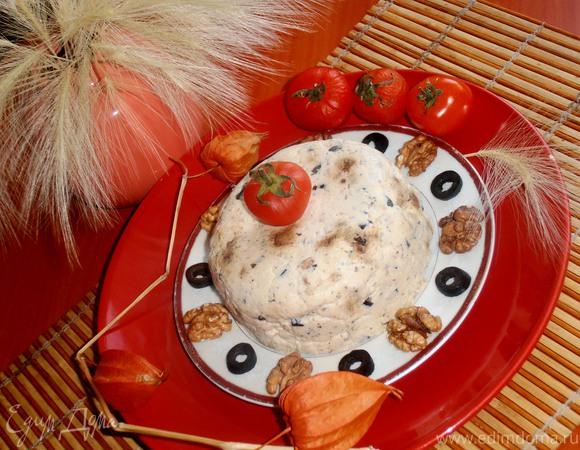 """Закуска """"Разноцветный сыр"""" (готовим с HOMEQUEEN)"""
