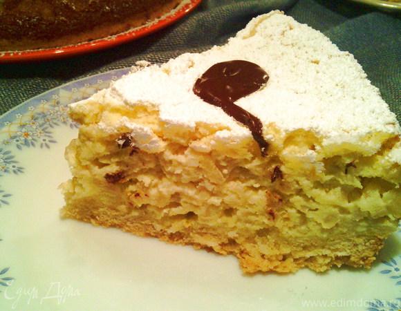 "Лаймово-рисовый торт ""КАНТАТА"""
