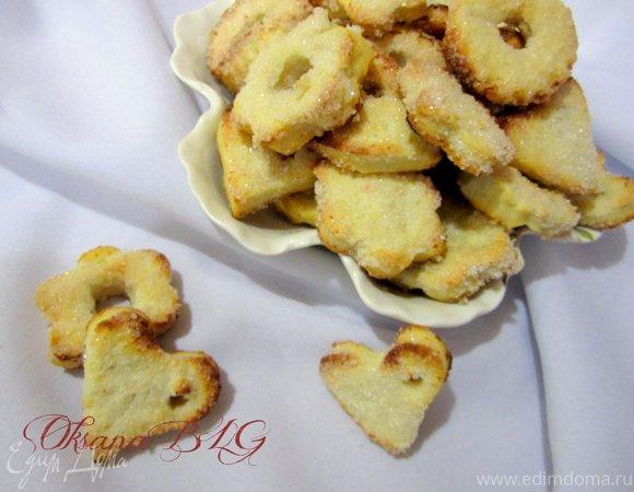"""Печенье """"Творожно-сахарное"""""""