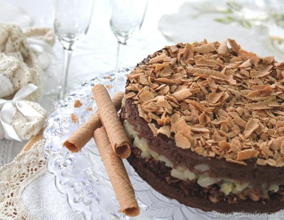 Грушево-шоколадный крустильян