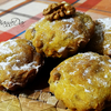 Мягкие пряные кексы с тыквой и грецким орехом