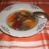 Назад в СССР: Легкий суп из куриных сердечек