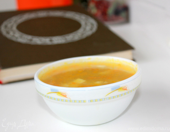 Назад в СССР: Гороховый суп