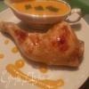 Цыпленок по-французски с нежнейшим соусом