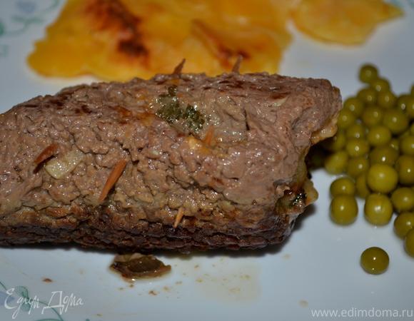 Назад в СССР: Мясо по-таежному
