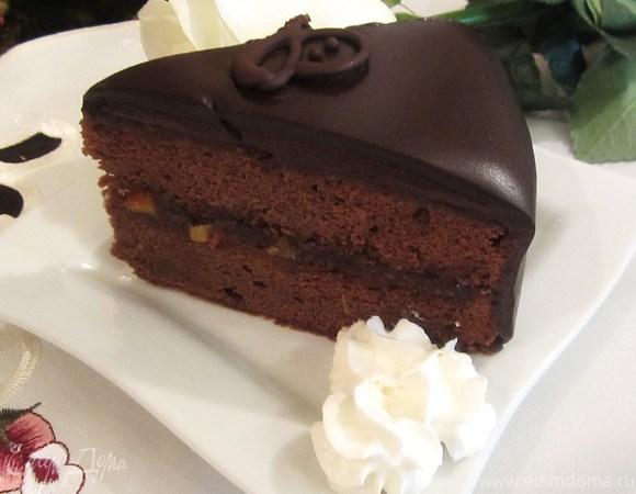 """Вариация на тему """"Захер"""" торт"""