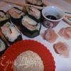 Суши(sushi) в исполнении моих детей