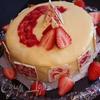 """Торт """"Рубиновая жемчужина"""" от Луки Монтерсино"""