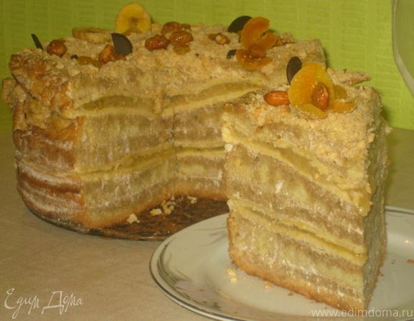 """Торт """"Пески Сахары"""""""