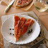 """Пицца с """"пьяным"""" лососем"""