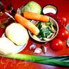 МИНЕСТРОНЕ - вегетарианский супчик