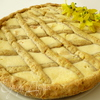 Будайский яблочно-творожный пирог