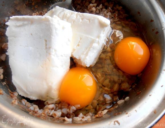Крупеник гречневый - здоровая еда! Для Владиславы