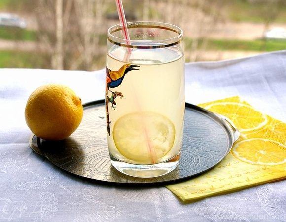 Лимонад на березовом соке