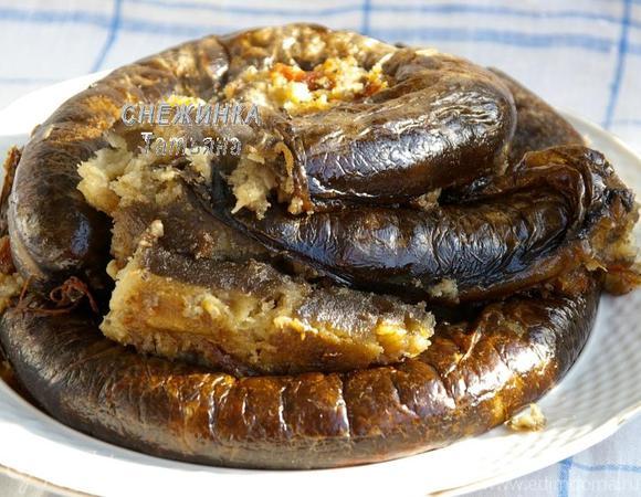 «Бабка» (а также «Тертый картофель, запеченный в кишках»)