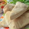 Цельнозерновые сметанные треугольники с аппетитным рагу из индейки