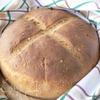 Кисломолочный хлеб с кукурузной мукой