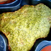 Ароматный хлебушек и гренки с чесночно-сырным припеком