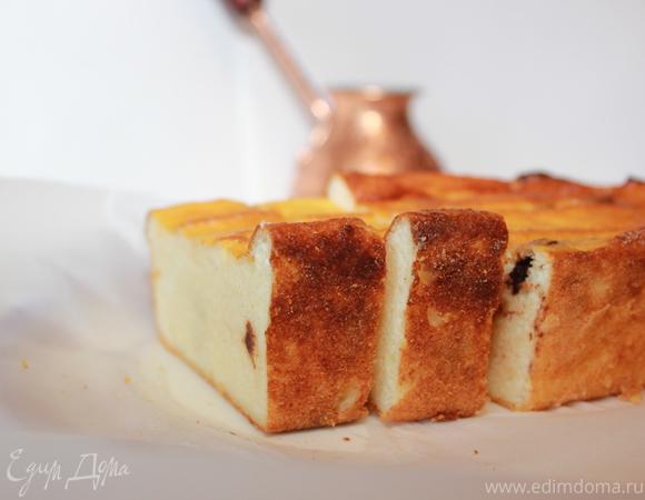 Сырник в духовке по рецепту Нины (Niksya)