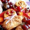 Блинный пирог с творогом для Татьяны