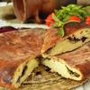 Цахараджин - осетинские пироги со свекольными листьями и сыром