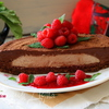 """Шоколадный торт-мусс """"Сюрприз"""""""